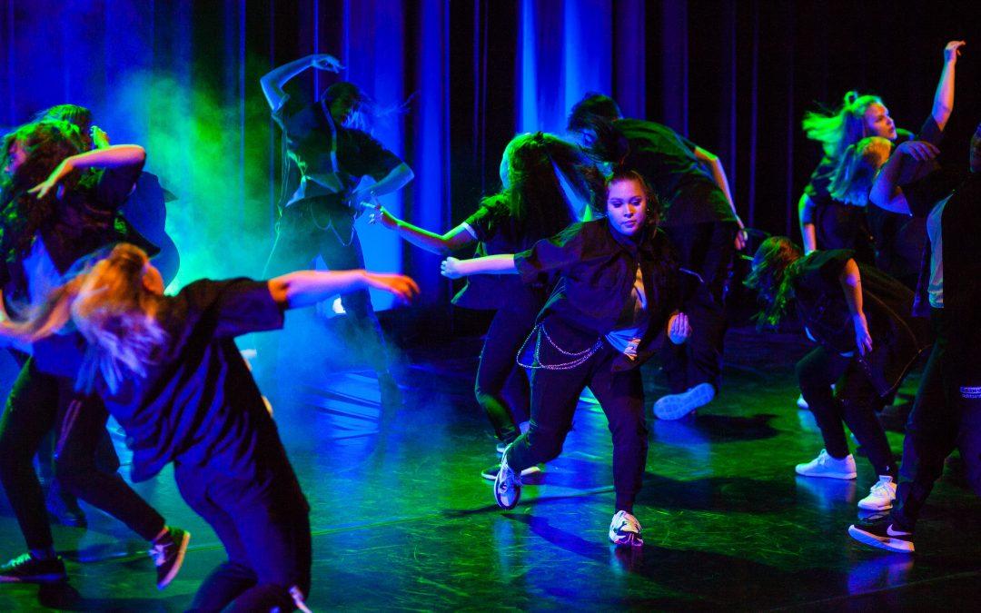 Tanssikoulun kevätkausi alkaa 18.1.2021